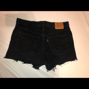 Levi's Shorts - Levi shorts 501 style